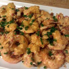 Bonefish Grill's Bang Bang Shrimp recipe snapshot