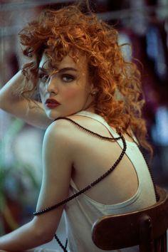 July Morning - Yulia Kondrasheva by Andrey & Lili