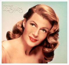Hollywood Vintage Hair Styles