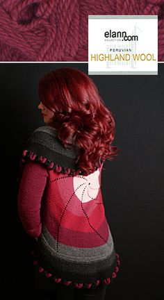 Adult Pinwheel in Peruvian Highland Wool FREE PATTERN  you only have to register FREE to obtain the free patterns