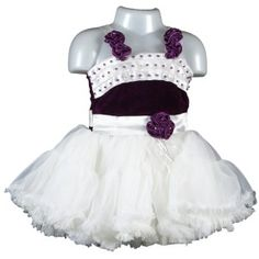 Veetex Baby Doll Frill Frock gives your little girl a lovely doll look so adorn and cute with its beautiful frills and awesome pattern, ideal for any party or occasion wear!
