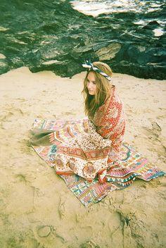 via tumblr | #bohemian #boho #hippie #gypsy