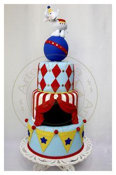 Bolo Circo - Circus