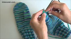tutorials, craft, knitting mittens, pattern, crochet, mitten tutori, video tutori, yarn, how to knit mittens