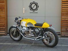 Ottonero Cafe Racer