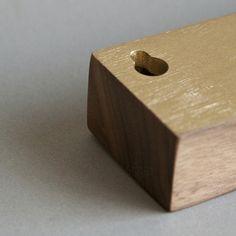 Oliver Apt. #wood #handmade #art #tinyhouse #tumbleweed #magnets #modern #cool