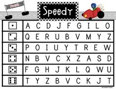 Use for sight words