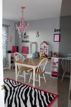 My Craft Room is finally done!!!  I used lots of Pinterest ideas and put my own personal twist on it!  Tell me if you LOVE it!