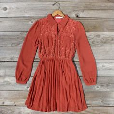 Sundown Dress, Sweet Women's Bohemian Clothing