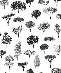 dreaming of trees - Marimekko