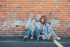 urban famili, famili session, photographi idea