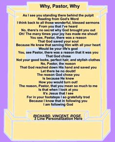 Pastor Ideas on Pinterest | Pastor, Pastors Wife and ...