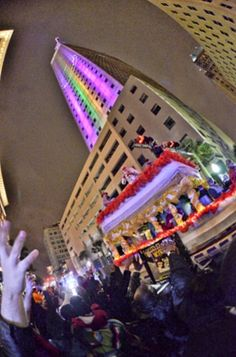 Downtown Mobile is the place to be every New Year's Eve with a family friendly street party with entertainment, a Mardi Gras-style parade and the drop of an electronic MoonPie at Midnight!