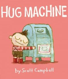 JJ STORIES CAM. The hug machine is available to hug anyone, any time, whether they are square or long, spikey or soft.
