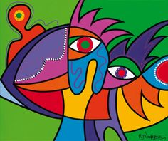 schilder ideeën, kunst schilderijen, industrieel interieur