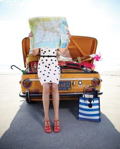 Less-Than-Perfect Life of Bliss: Road Trip Survival Tips