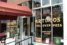 Arturo's - A New York landmark. Delicious Italian food. Jazz. Good people.