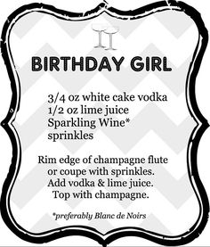sprinkles & alcohol? yes please.