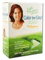 Light Mountain Natural Hair Color & Conditioner - Mahogany http://www.light-mountain-hair-color.com/item.php?item=187320#