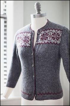 **Ravelry: Alpine Tweed pattern by Jared Flood