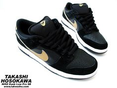 Almost the first generation of Dunk Low Pro SB