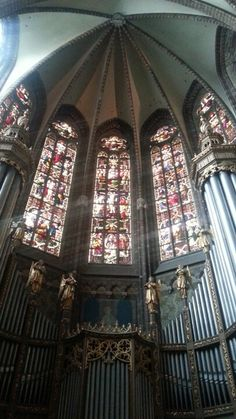 Glas in lood on Pinterest | Stained Glass, Louis Comfort ...
