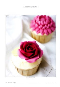 Rosas fondant on pinterest fondant fondant tutorial and - Blog objetivo cupcake perfecto ...