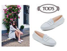 Rahatlığın başrol oyuncusu TOD'S loaferlar, günlük kombinlerin hayat kurtarıcısı. http://bit.ly/1m7HtQT