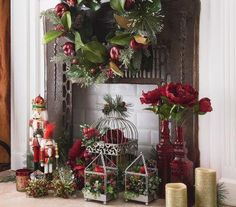 Ashland™ Holiday Home Accents - Botanical Noel Holiday Decor