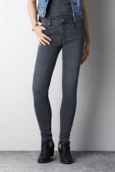 Hi-Rise Skinny Jean
