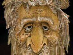 Fun Wood Spirit