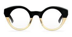 these are super fun, might be my new fall frames / LOOKMATIC - Kitty