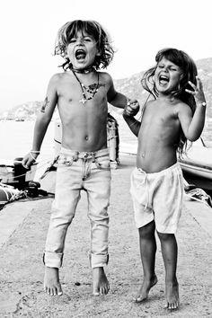 Rocking Kiddos! Baby Version Rock #kids #fashion
