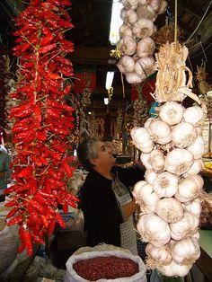 Mercado do Bolhao - Porto - Portugal