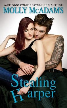 Stealing Harper by Molly McAdams- I absolutely cannot wait for this book! From Taking Chances...It's Chase's point of view.  All of her books are amazing :)