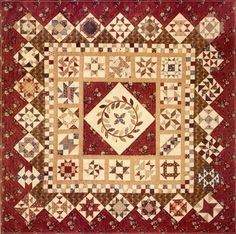 Round Robin--New Block of the Month for February 2013