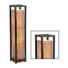 Cane Square Floor Lamp | Kirkland's