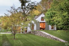 Rustic Barn-Inspired Homes : Architectural Digest