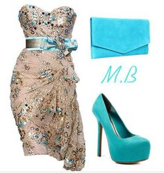 Beautiful.... Especially to wear to a wedding