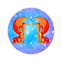 "Never Ending Story: The Southern Oracle 3"" magnet by unicorgi.com on Etsy, $5.00"