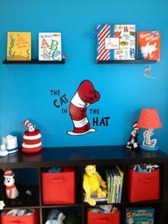 ♥ Dr. Seuss Nursery