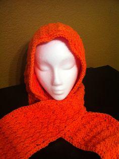 Textured Scoodie Crochet pattern