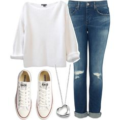 casual beautiful outfit