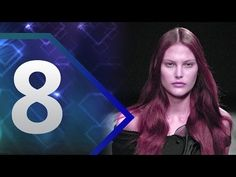 First Face - #8 Catherine McNeil Spring/Summer 2014 | FashionTV - YouTube