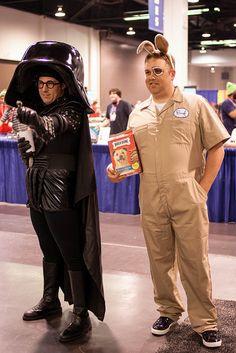Best cosplay ever!