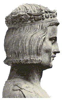 Louis IX of France - 25th grandfather