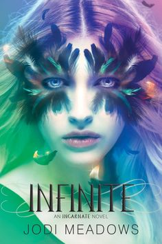INFINITE - Book three in the Incarnate trilogy! Coming in January.