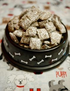 """Chex Muddy Buddies are a classic no-bake treat. You may also know this mix by it's other popular name """"puppy chow!"""" Did you know that this snack time favorite is also gluten-free? If you use rice, corn or chocolate Chex to make the recipe then it can be enjoyed by everyone, including those following a [...]"""