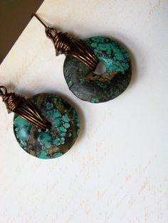 Use handmade clay beads?