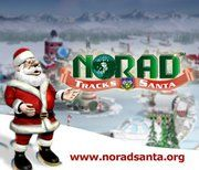 little ones, norad santa, christmas eve, flight holidayrecip, kids, santa tracker, last minute, santa flight, track santa
